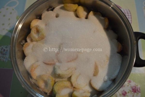 Абрикосовое варенье дольками рецепт с фото