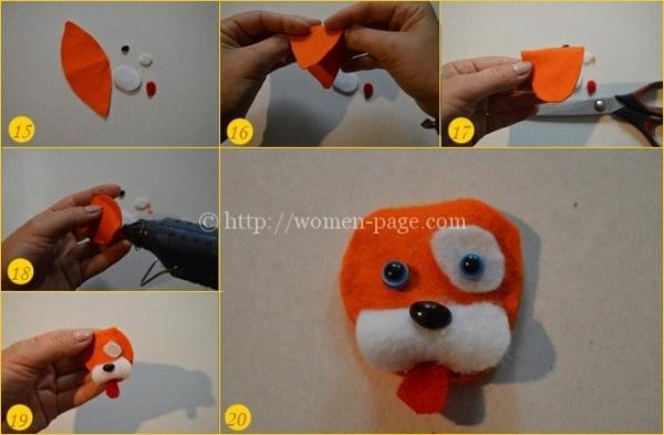 Елочные игрушки своими руками фото
