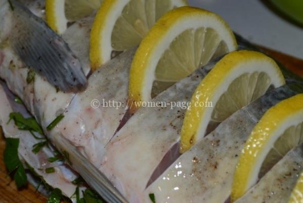 Вкусное приготовление рыбы в духовке