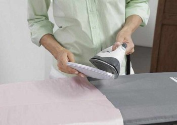 почистить утюг в домашних условиях