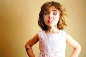 капризный и упрямый ребенок