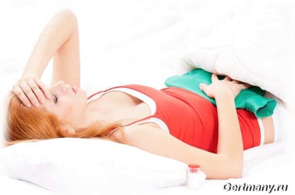 Оральные контрацептивы - снижают боль при ПМС, фото